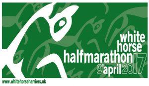 White Horse Half Marathon Logo